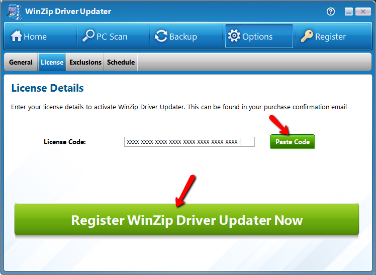 Avast driver updater registration key 2019