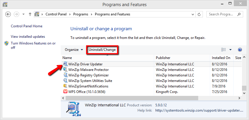 How Do I Uninstall Or Remove Driver Updater