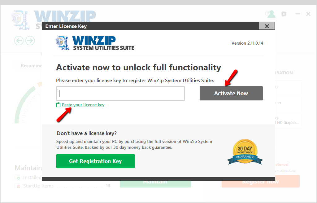 winzip 10 registration code