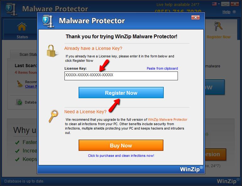 winzip malware protector free